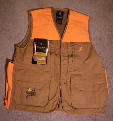 e699c1d51f1f3 Traditional Upland Vest Reviews: Filson, Browning and Pella   JT's ...